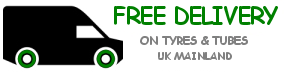 Free Delivery On All Tyres And Tubes