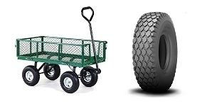 Garden Cart Tyres, Garden Trolley Tires