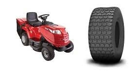 Ride On Mower Tyres & Turf Tires
